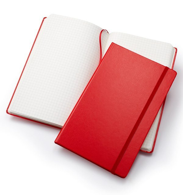 Fabio Ricci Elio Squared Pocket Notebook