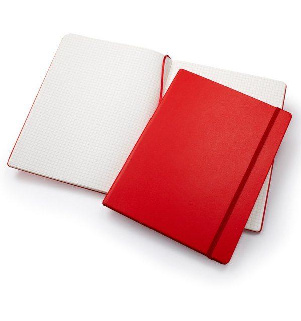 Fabio Ricci Elio Squared Large Notebook