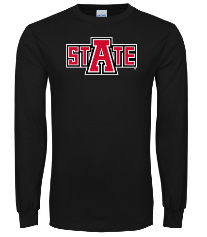 Arkansas State Long Sleeve T Shirt