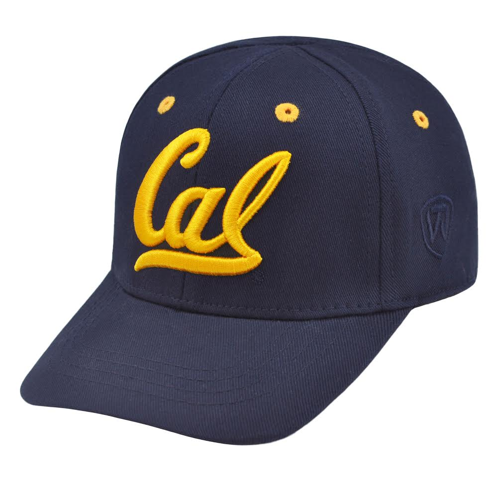 University of California Berkeley Infant Newcomer Adjustable Elastic Hat