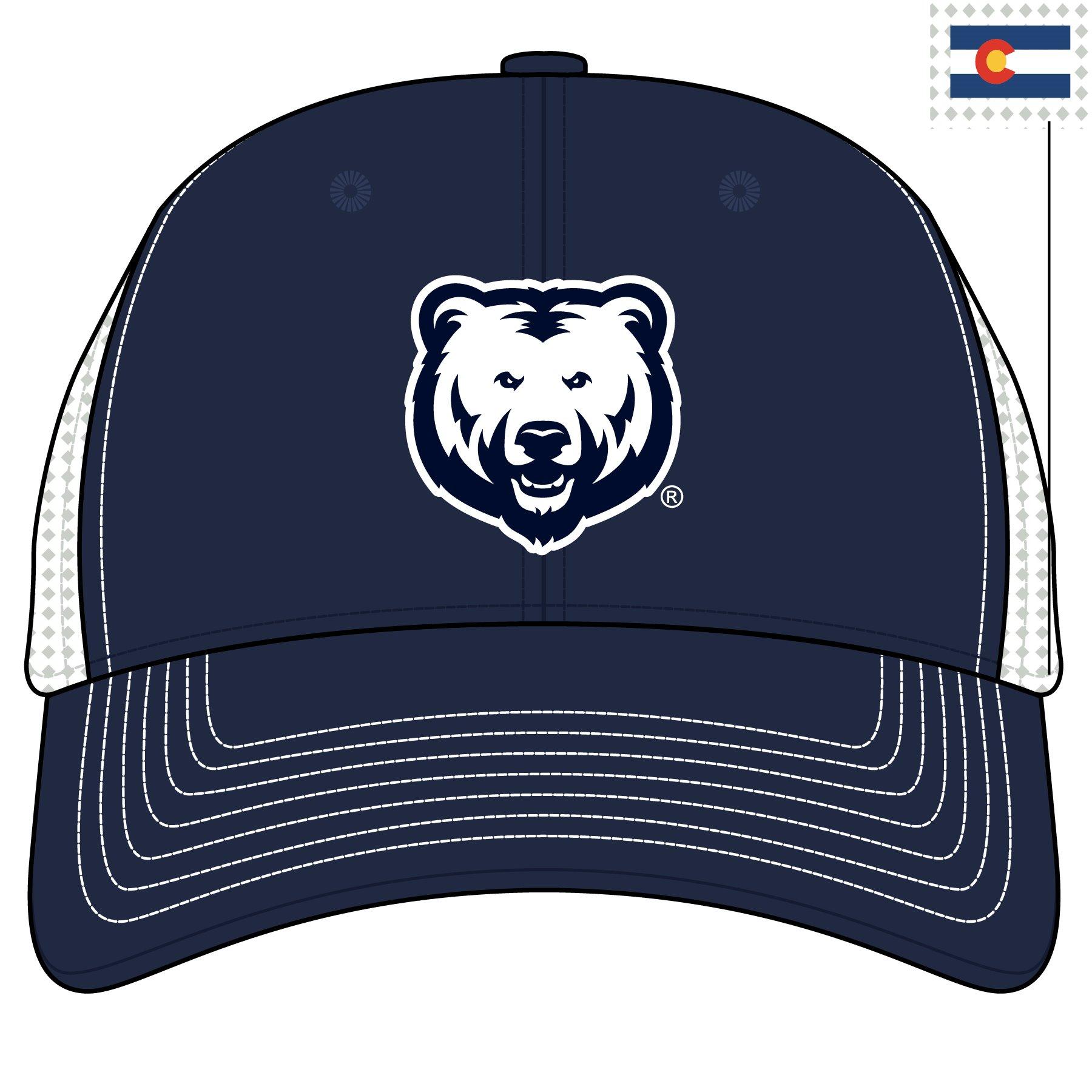 UNC Bear Sideline Cap