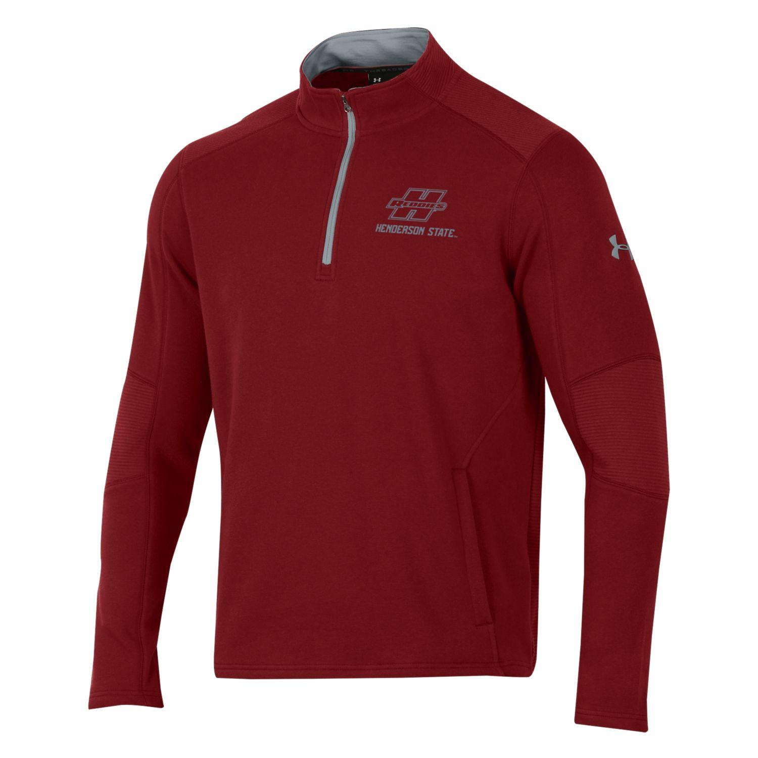 Under Armour Mens Threadborne Ridge 1/4 Pullover