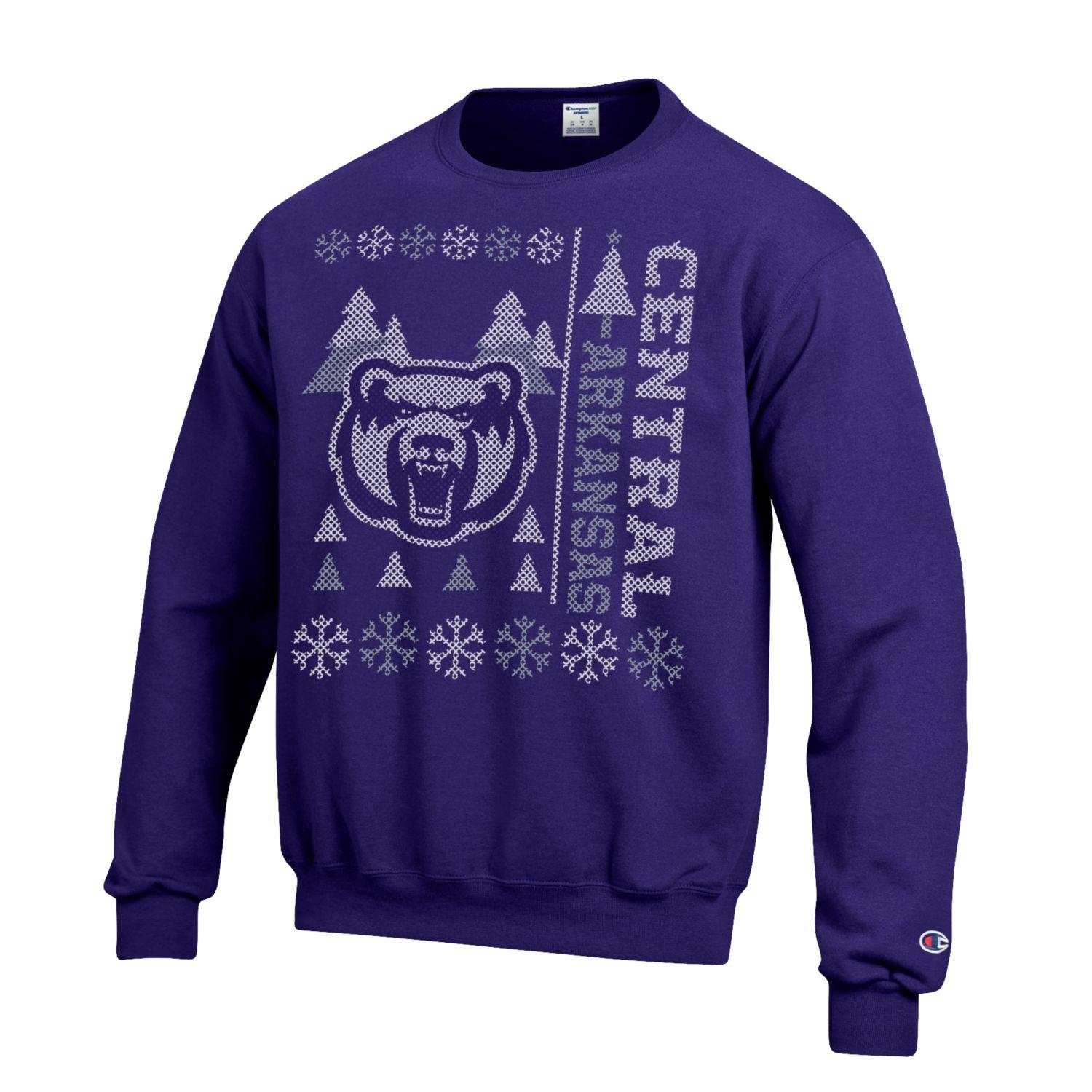 UCA Ugly Holiday Sweater