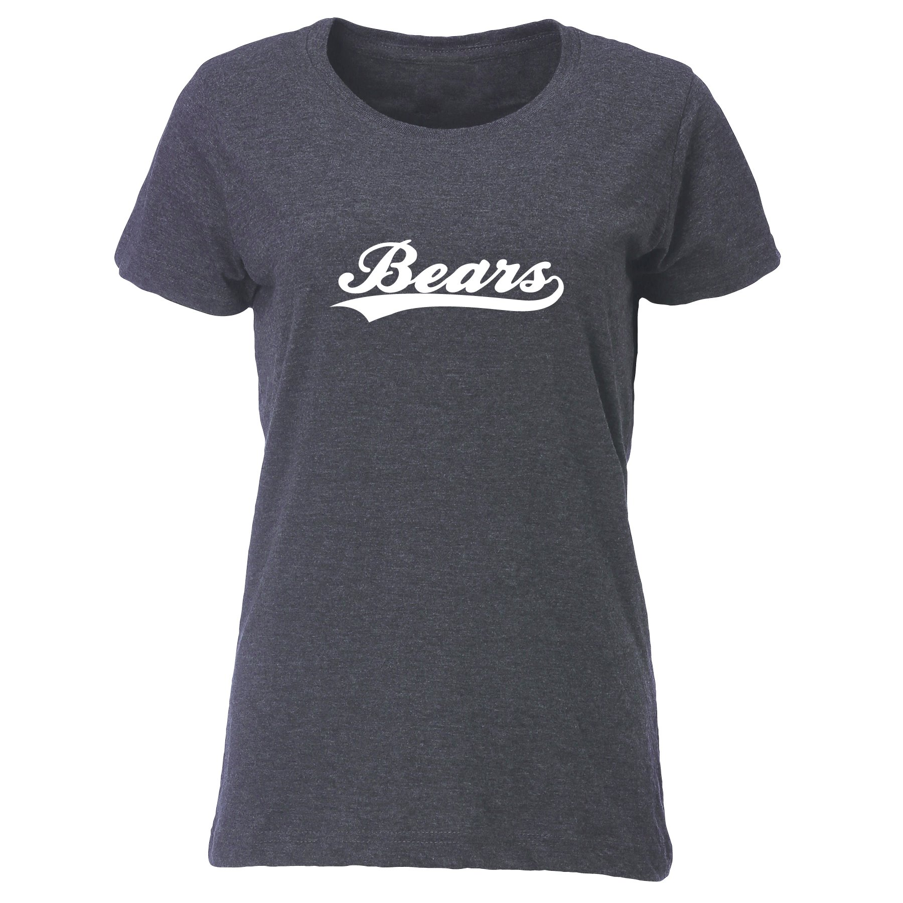 Cursive Bears Logo Tee