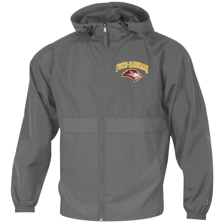 Full Zip Lightweight Jacket