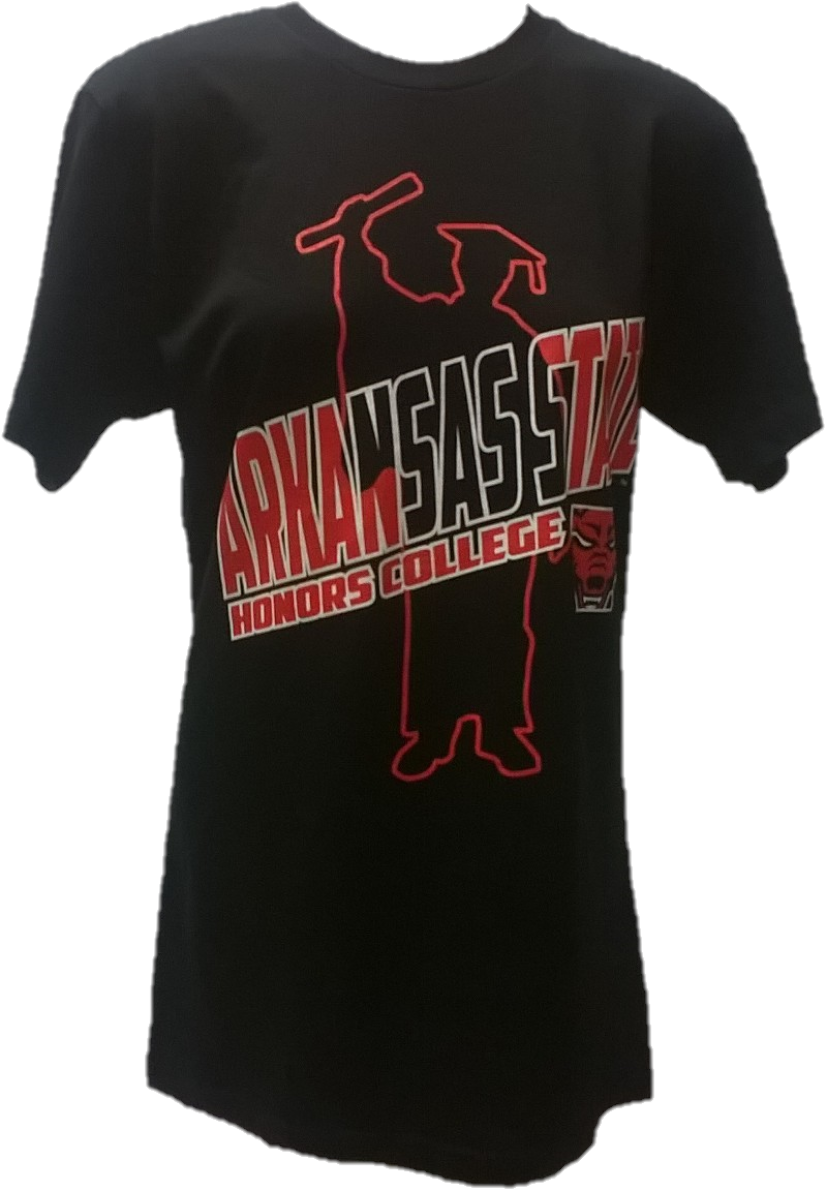 Arkansas State Honnors College T Shirt