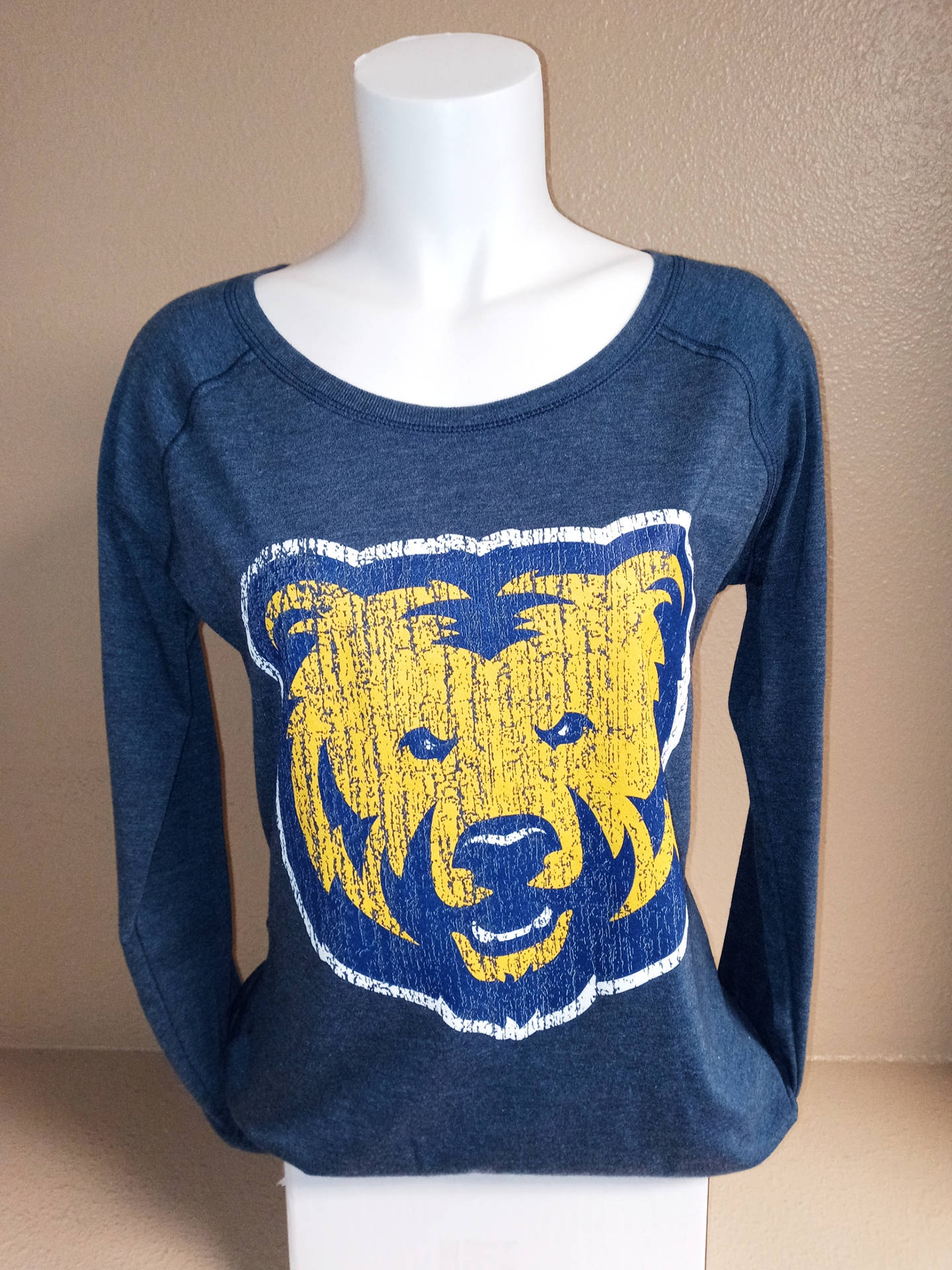 Women's UNC Bears Long Sleeve Tunic