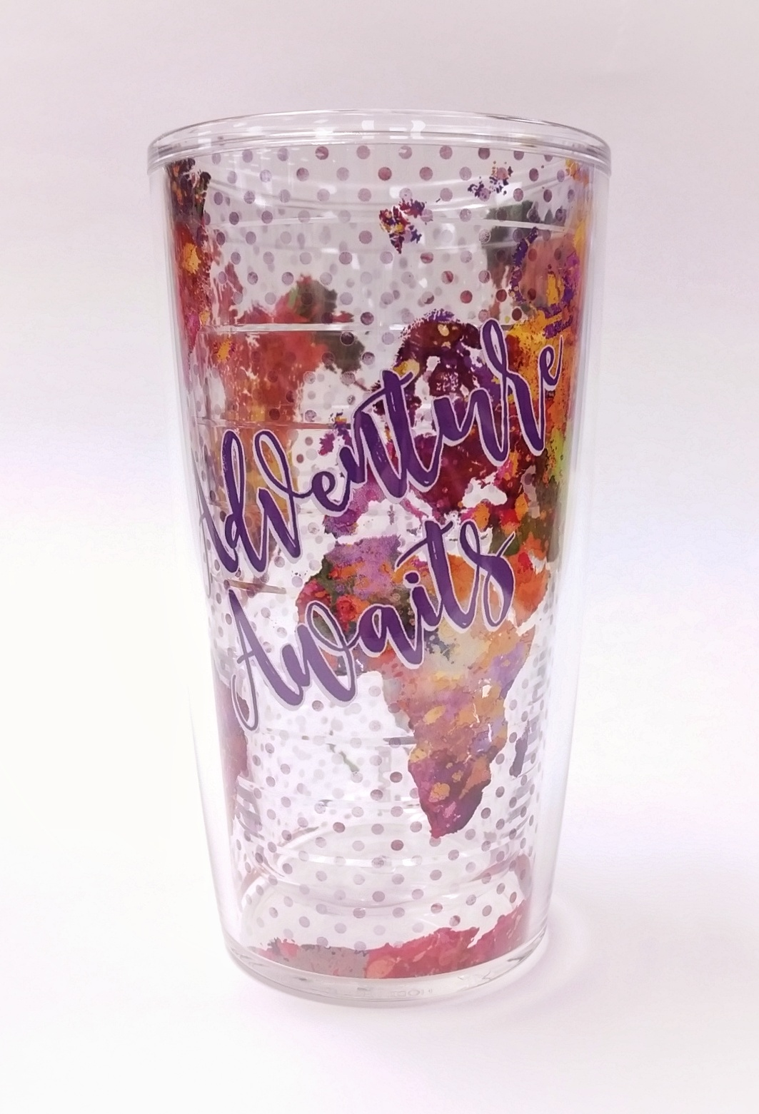 Adventure Awaits Tervis Tumbler