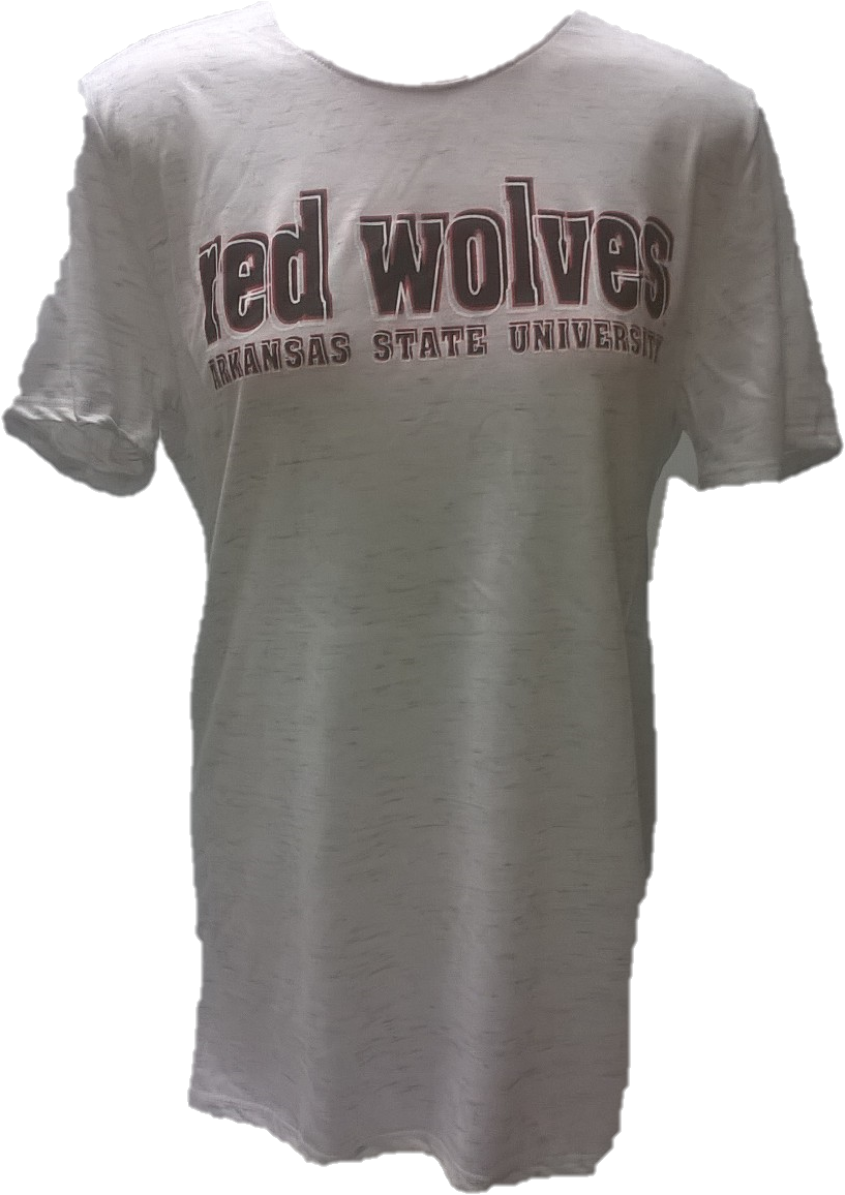 Red Wolves Blizzard T Shirt