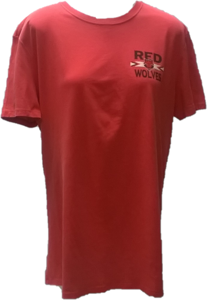 Red Wolves Comet T Shirt