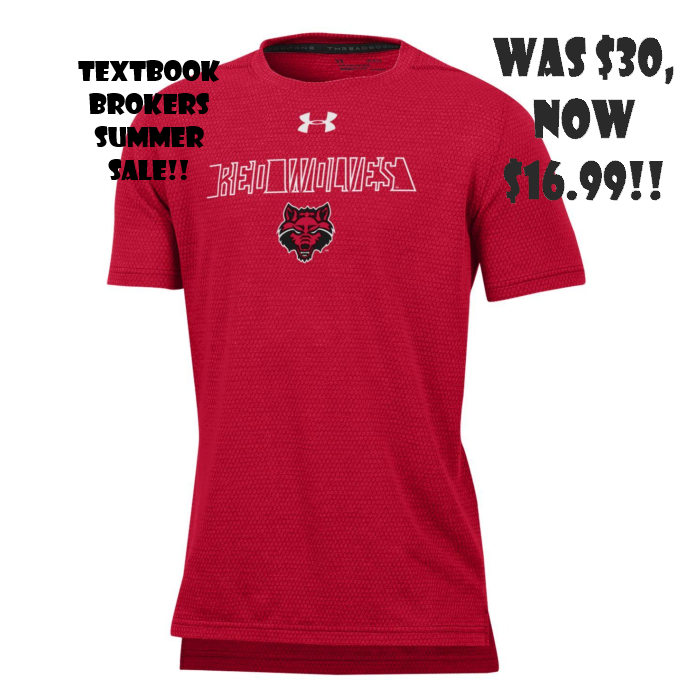 Red Wolves Youth Tee