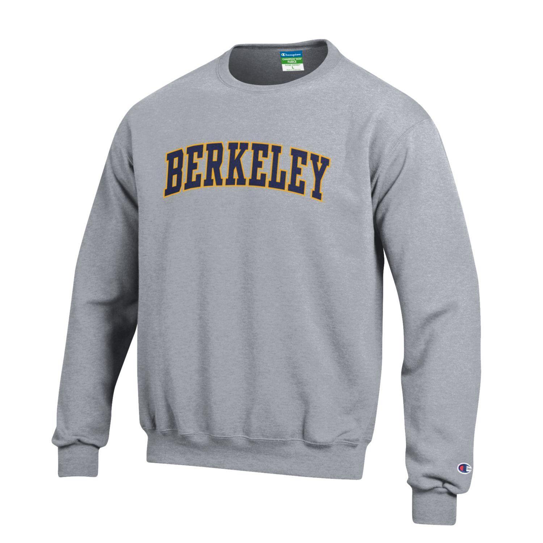 Champion Berkeley Arched Powerblend Fleece Crew