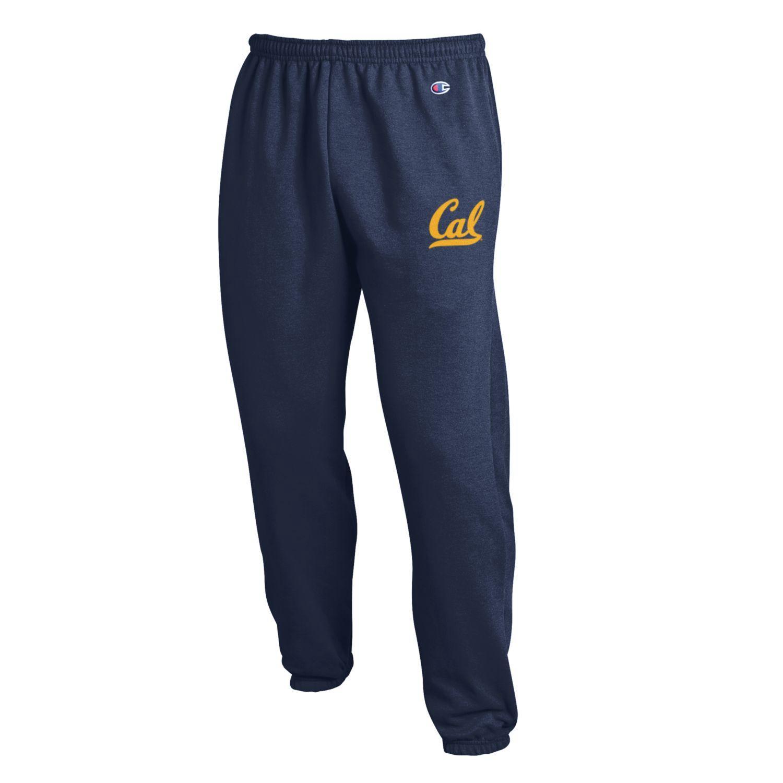 Cal Bears Champion Powerblend Pant Cal Logo