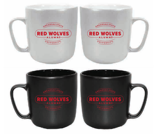 Arkansas State Alumni 18oz Andy Mug