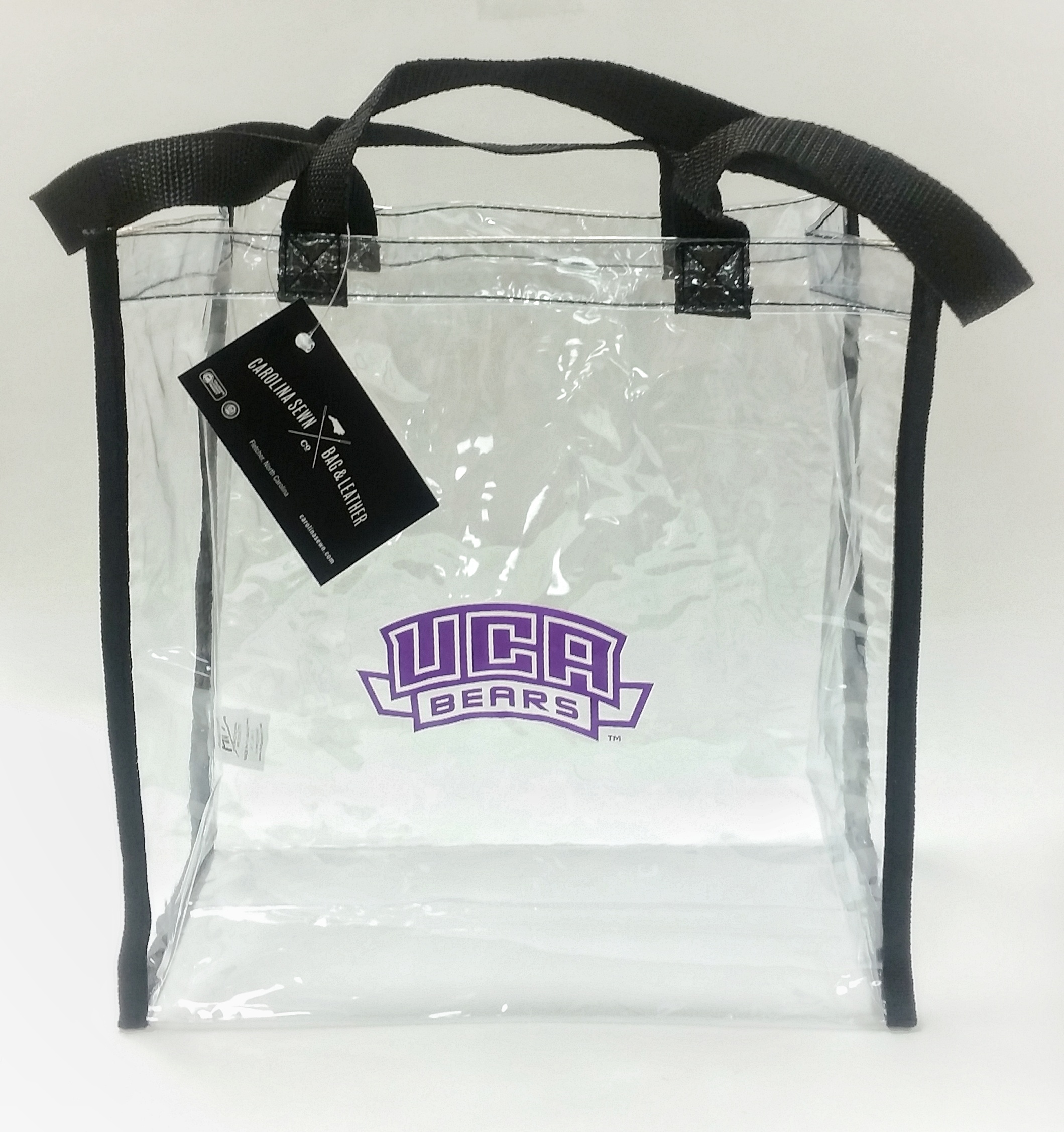 Clear UCA Tote Bag