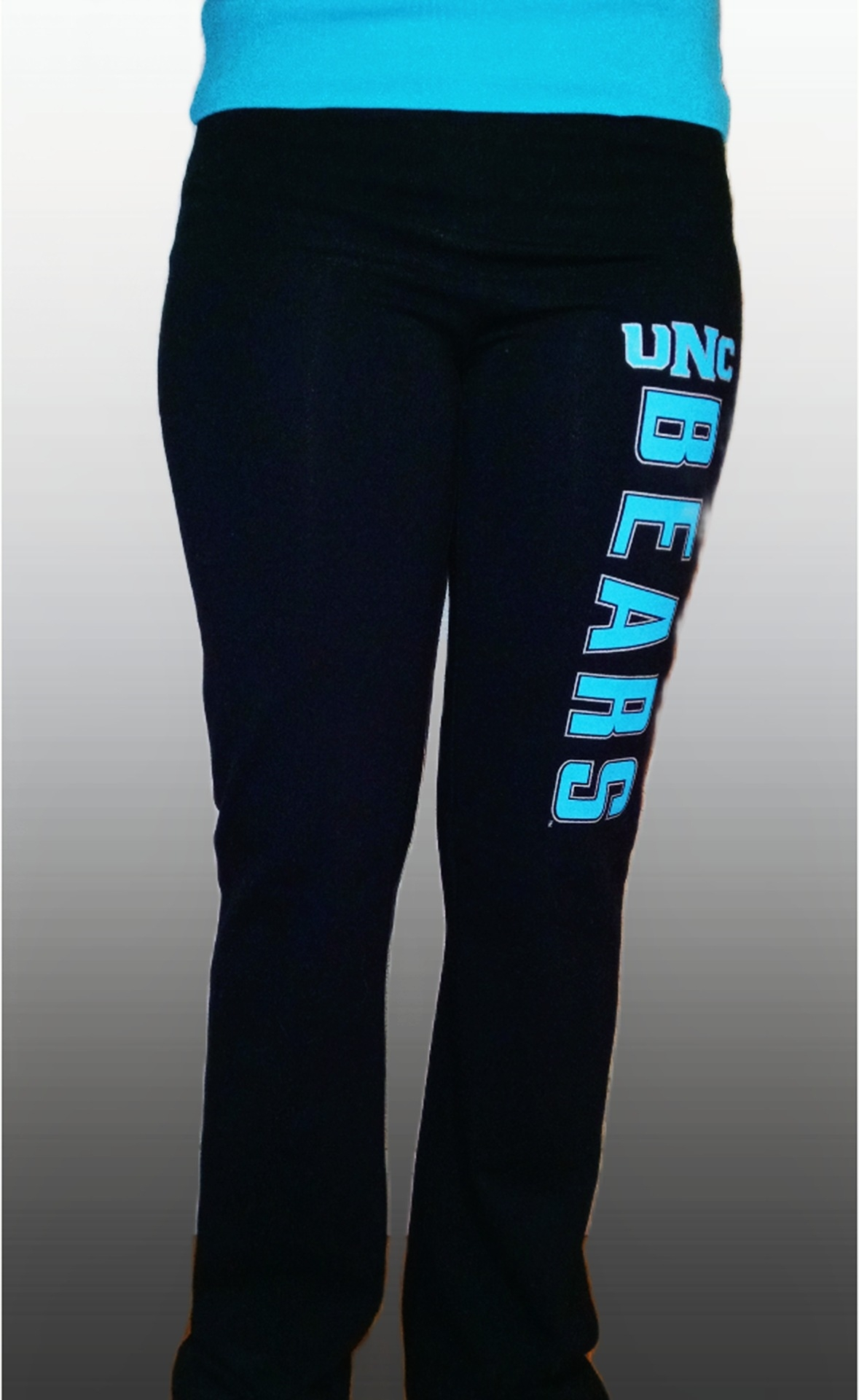 UNC Bears Yoga Pants