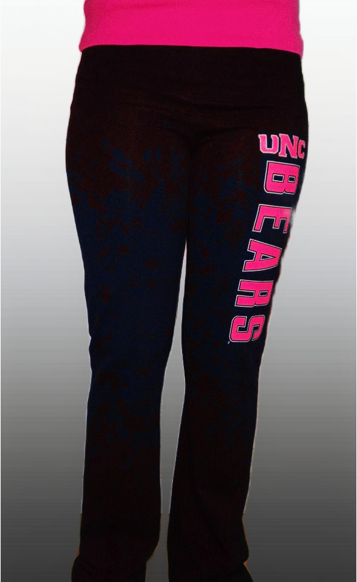 UNC Bears Yoga Pants