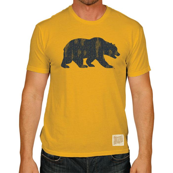 University of California Berkeley Vintage Tee Walking Bear