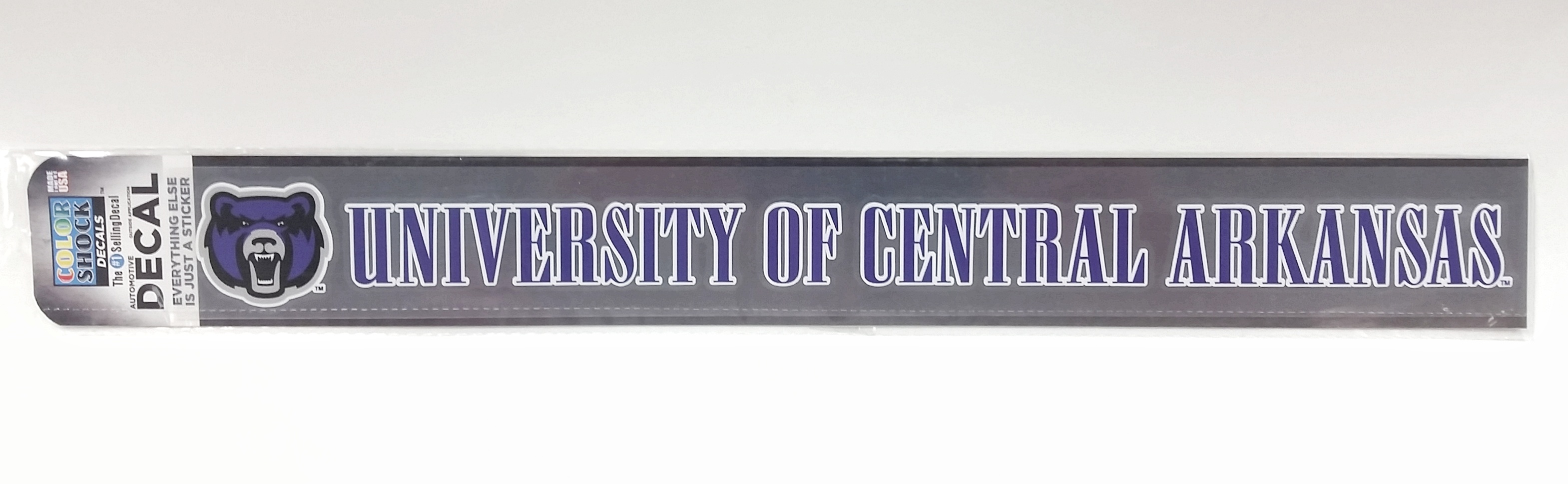 University of Central Arkansas Decal