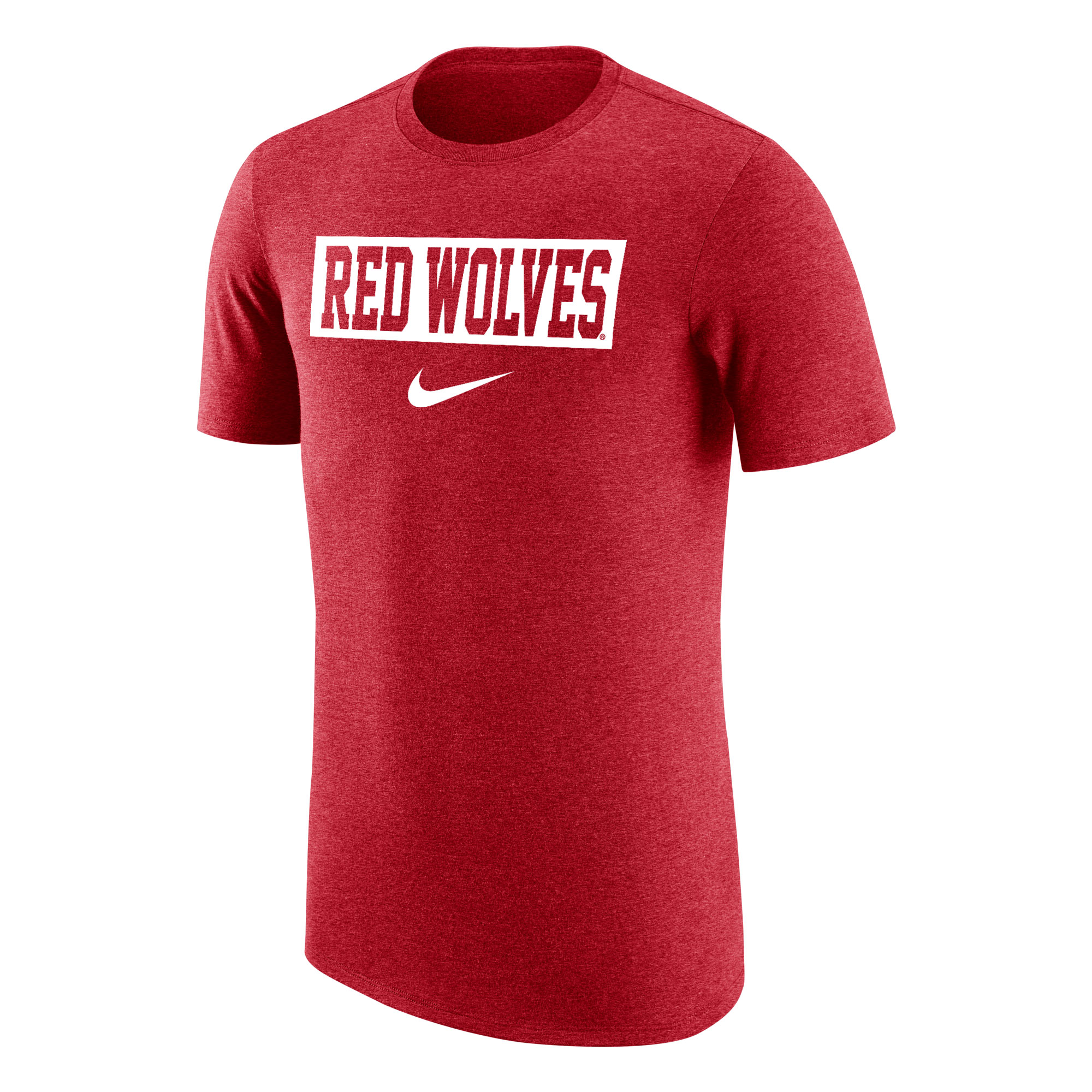 Red Wolves TriBlend SS Tee