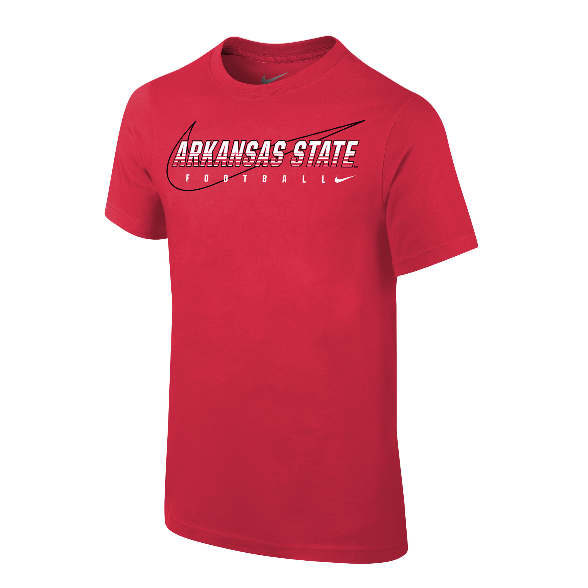 Arkansas State Football Youth T Shirt