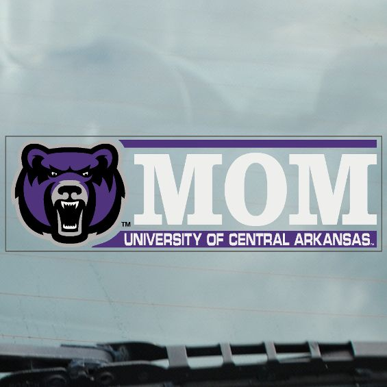UCA Mom Colorshock Decal