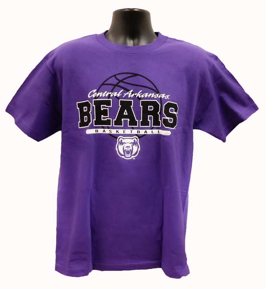 Basketball Central Arkansas Bears Tee