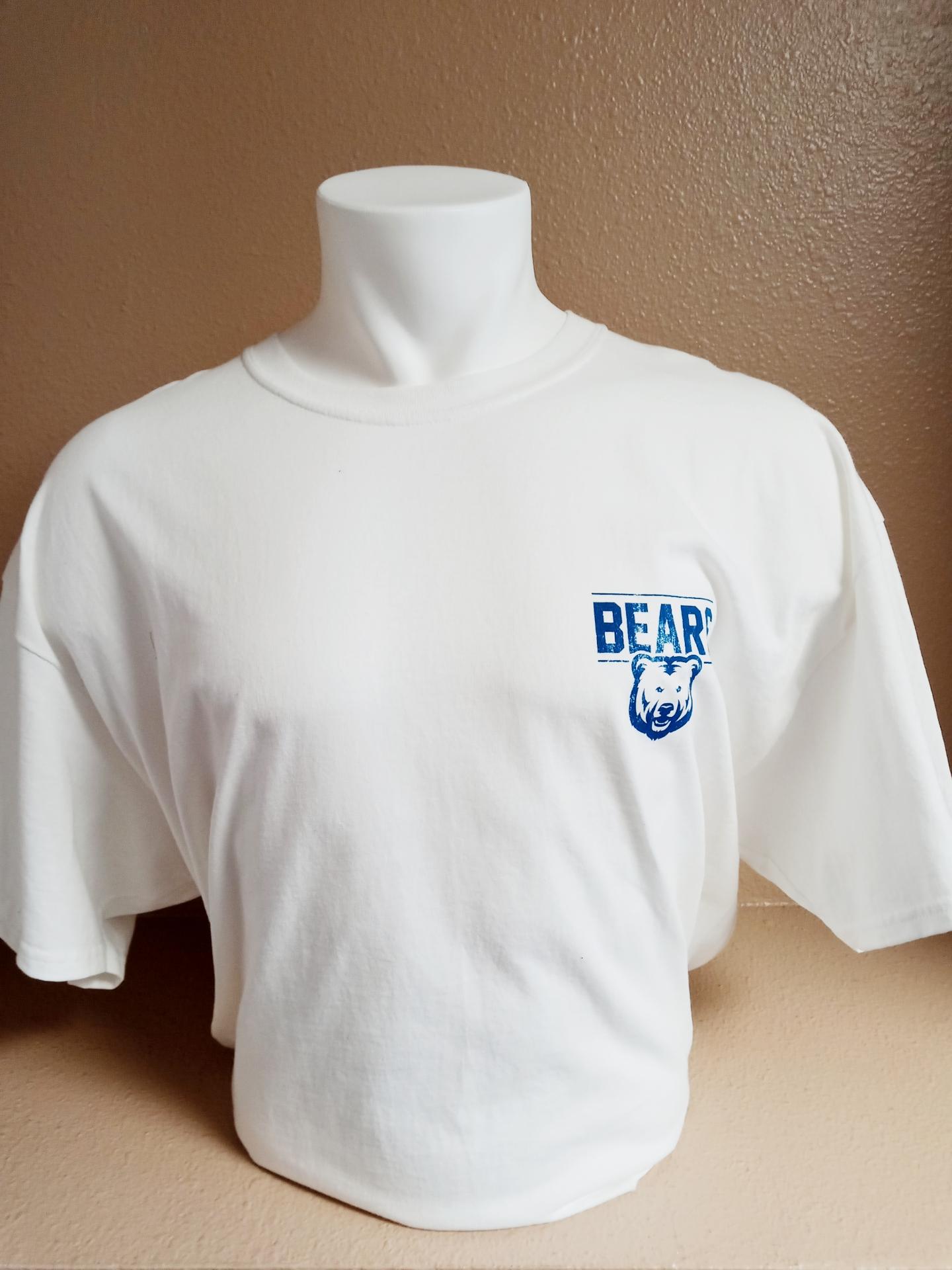 1889 Go Bears T-shirt