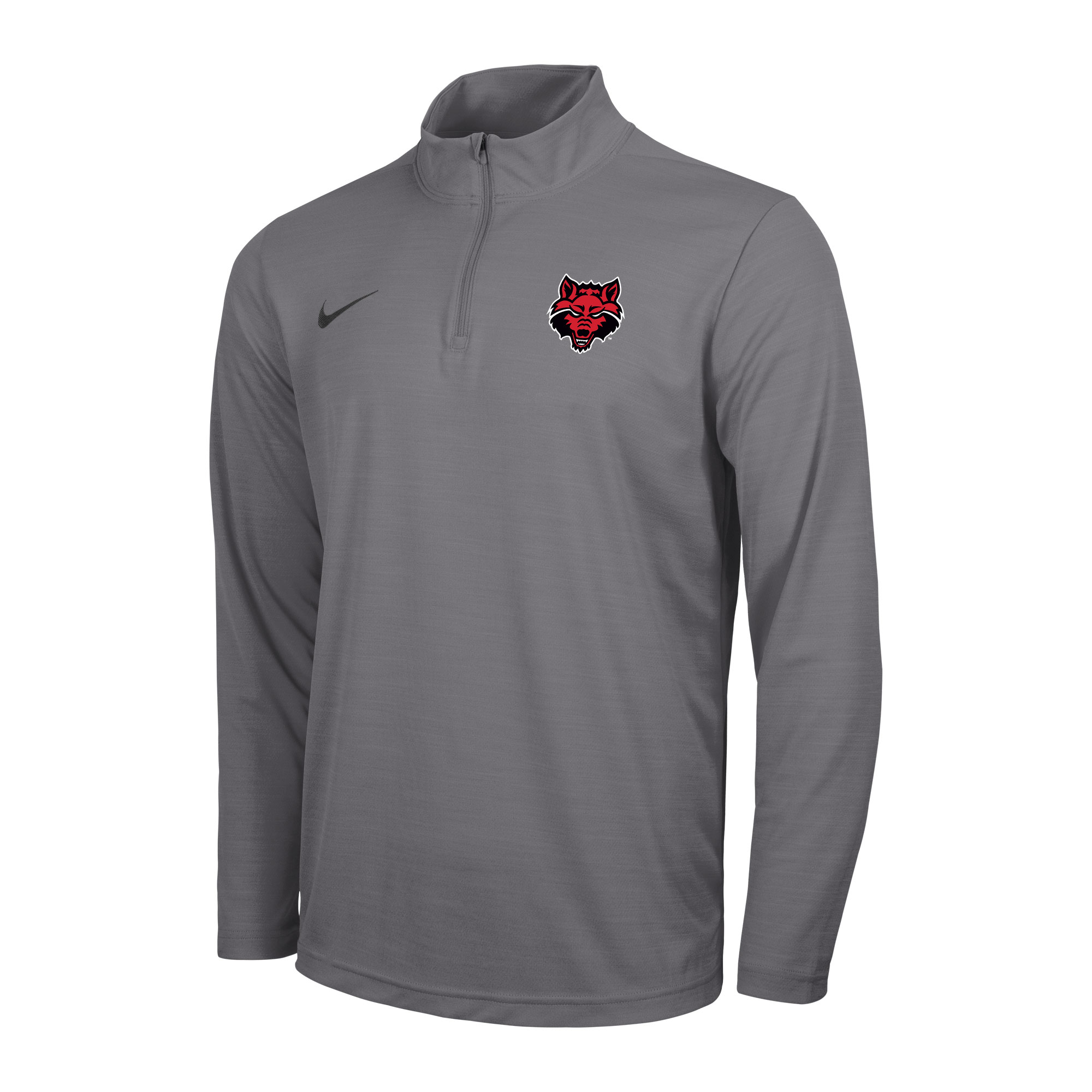 Arkansas State Intensity 1/4 Zip Top