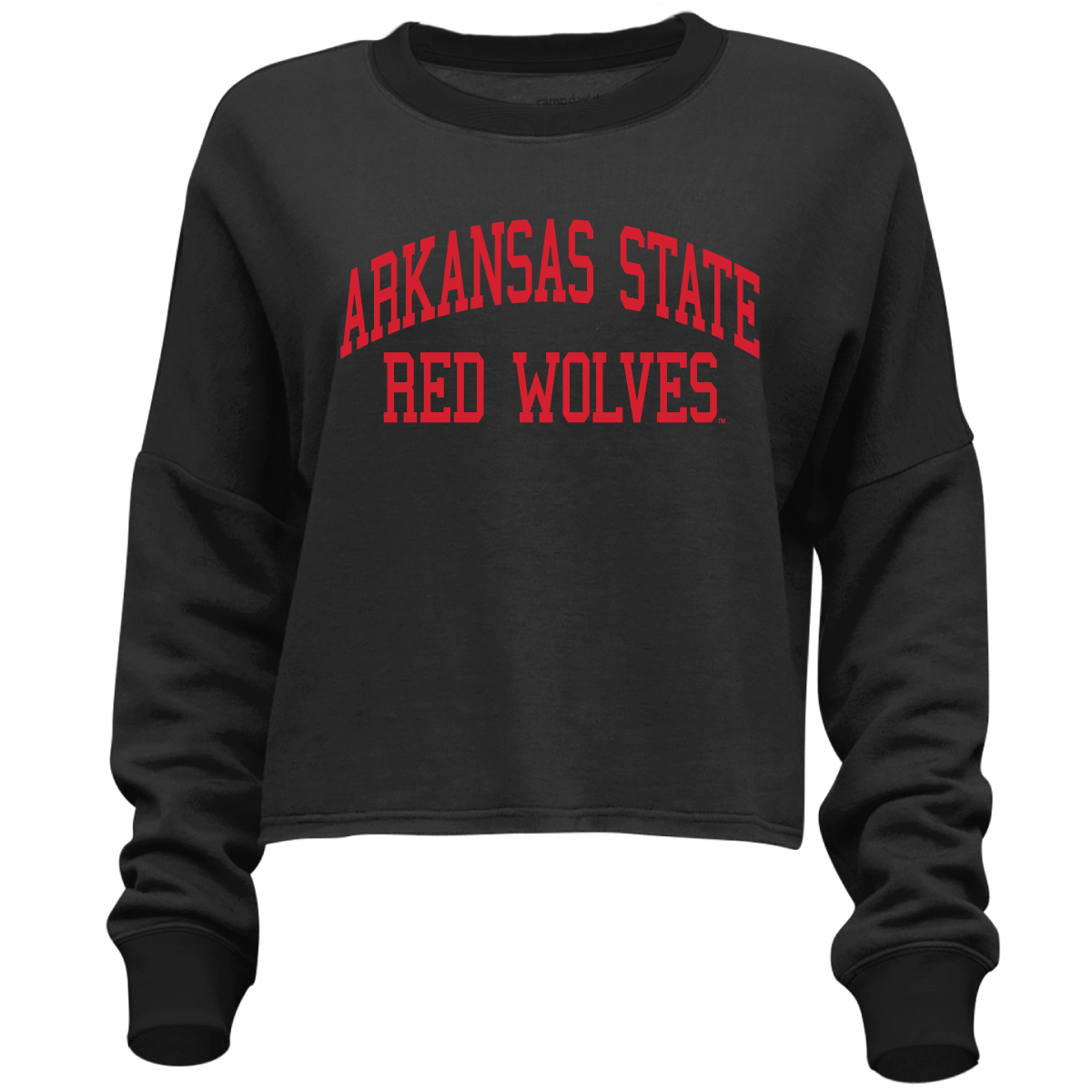 Arkansas State Flash Dance Pullover