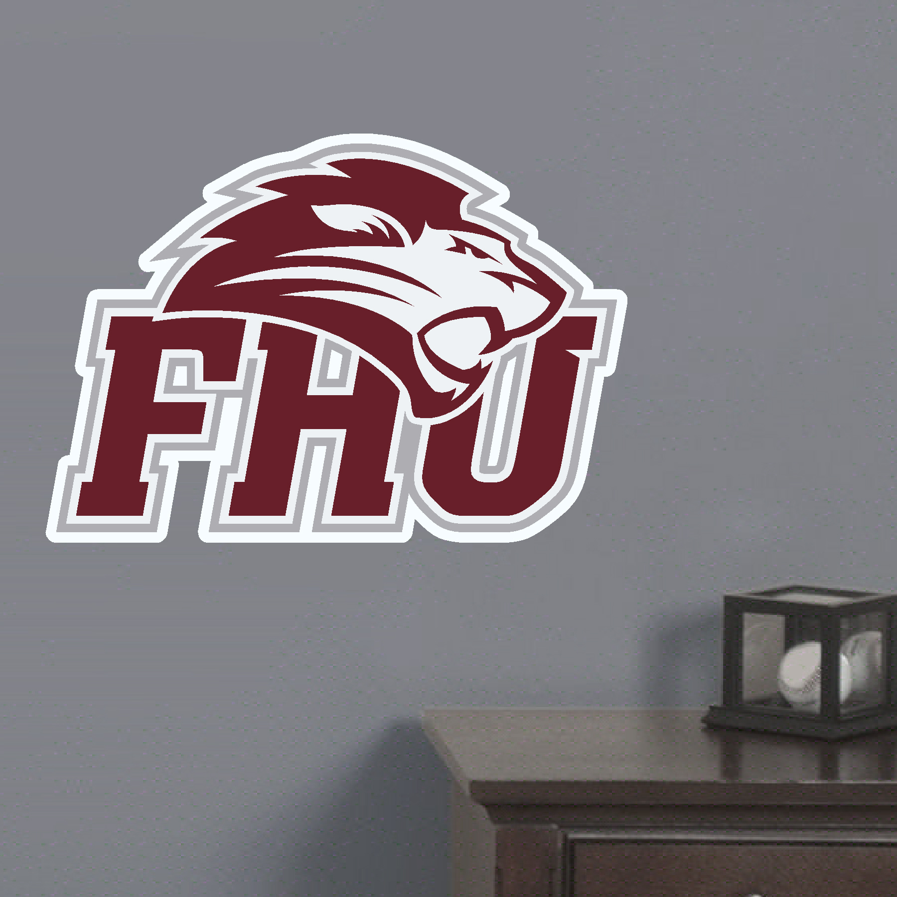 FHU Wall Sign