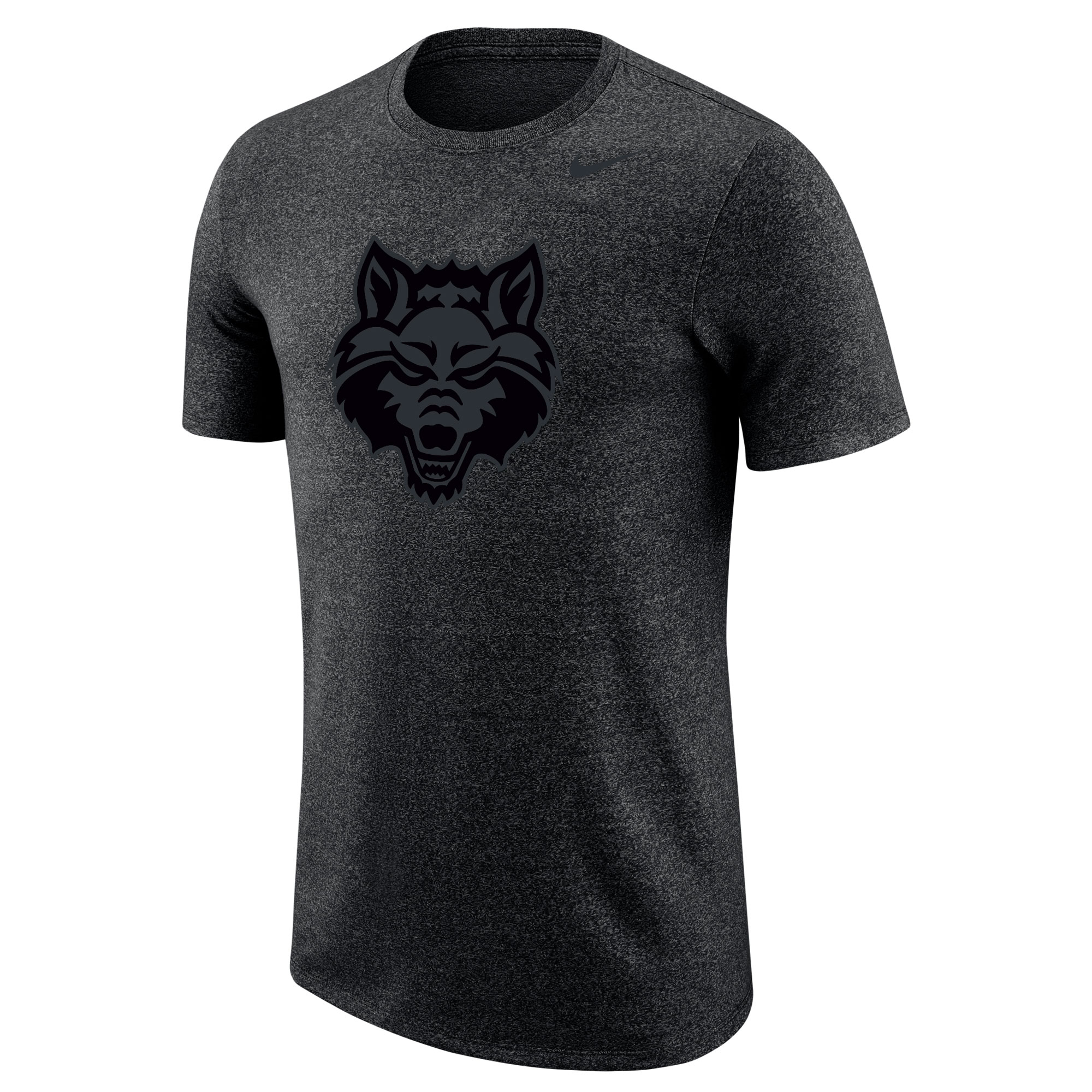 Red Wolves Marled Tee