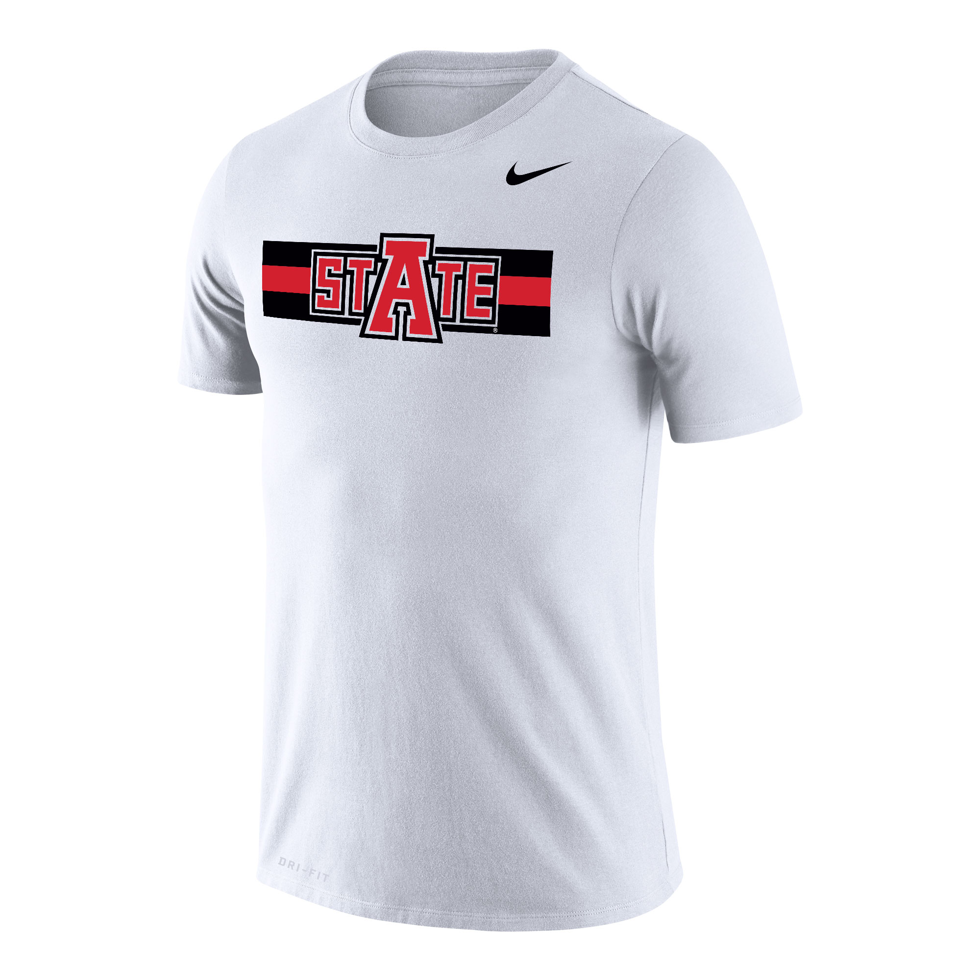 Arkansas State Dri-FIT Cotton SS Tee