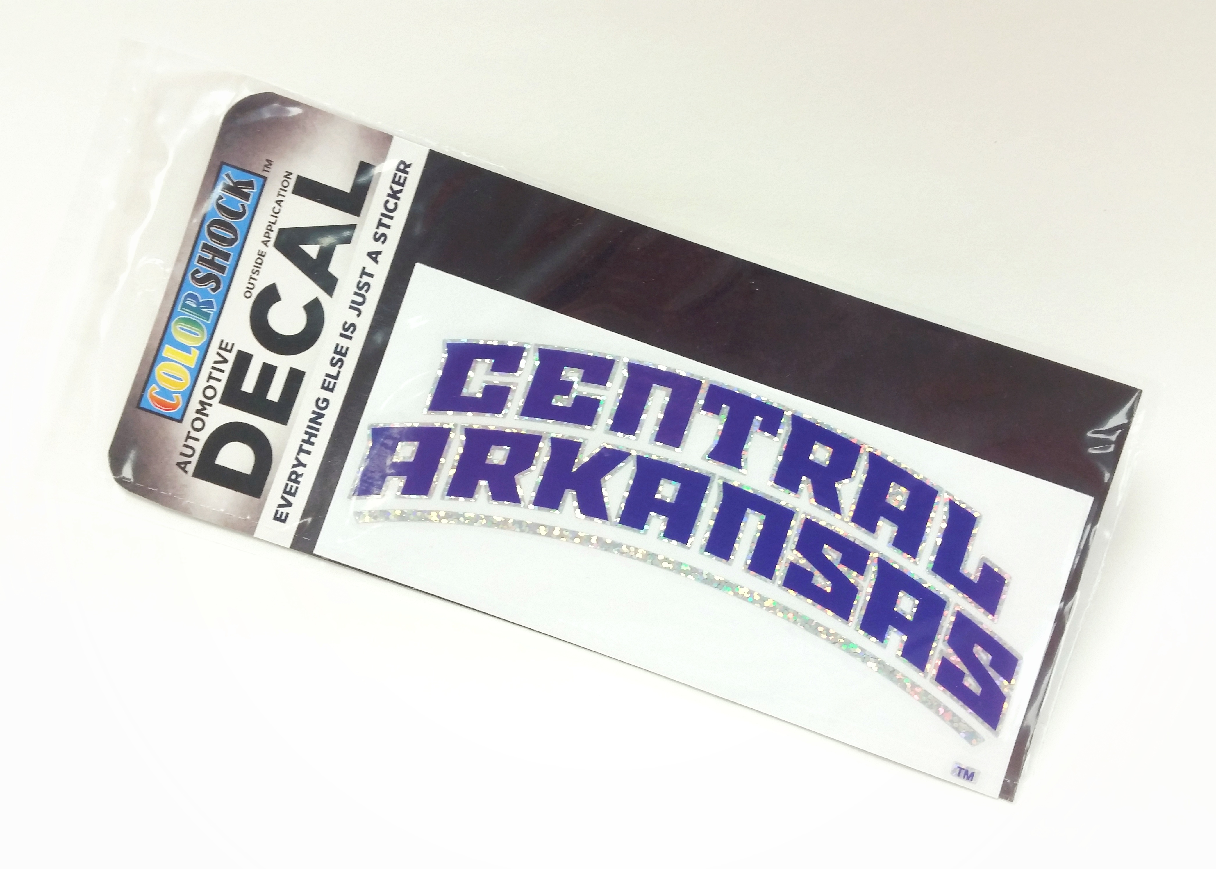 Central Arkansas Arch Decal
