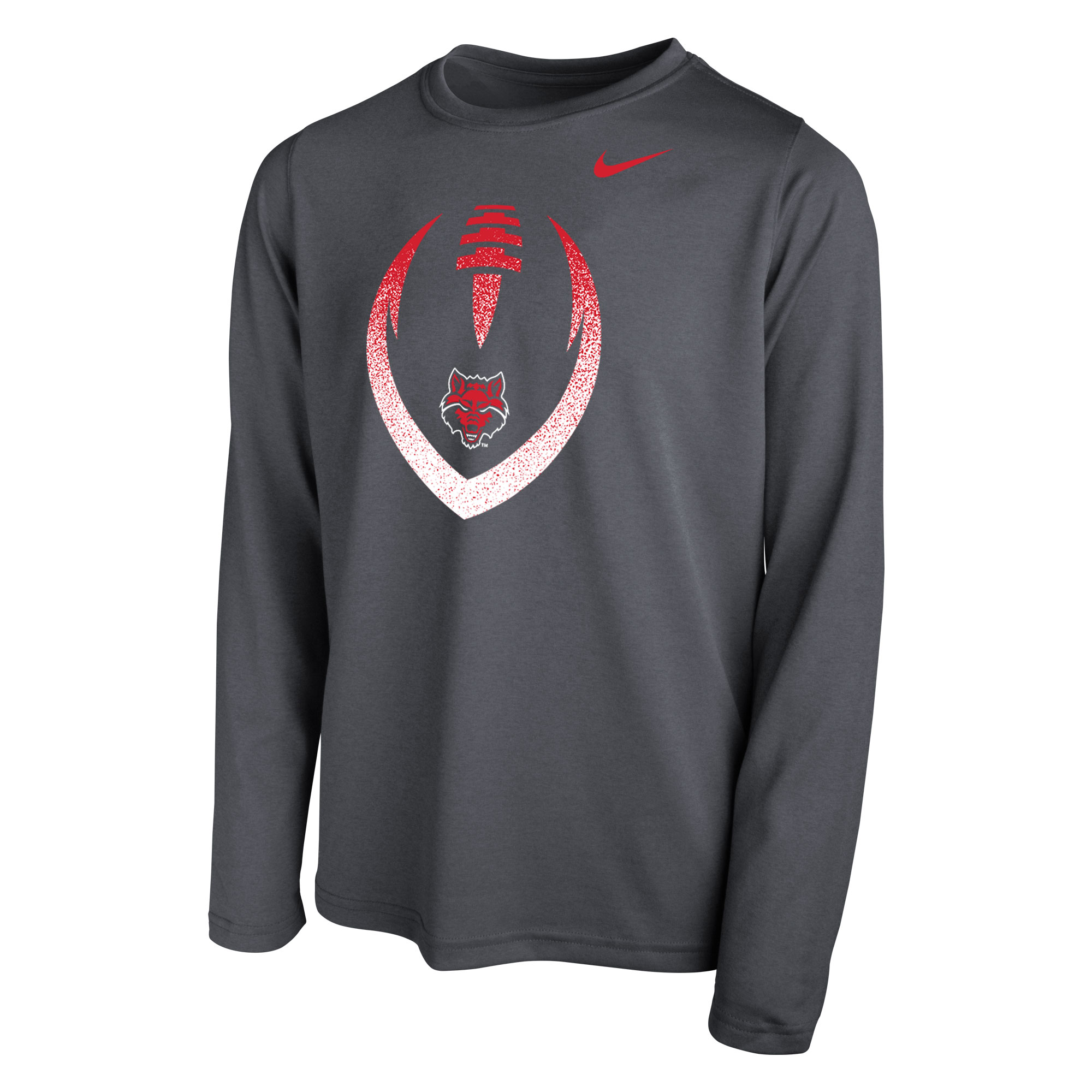 Red Wolves Youth Legend LS Tee