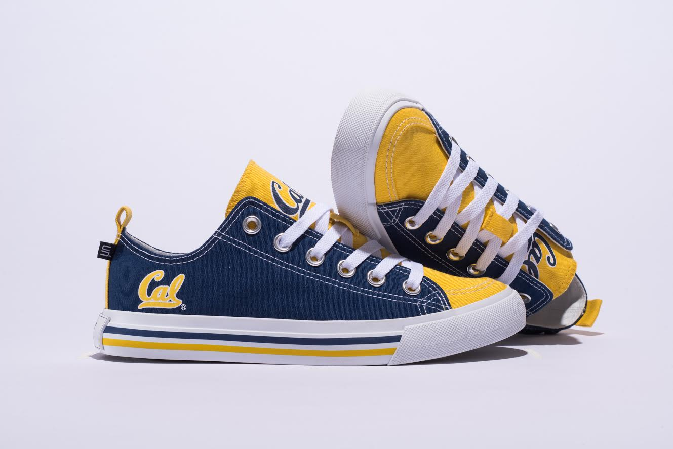 University of California Berkeley Unisex Cal Skicks Sneakers