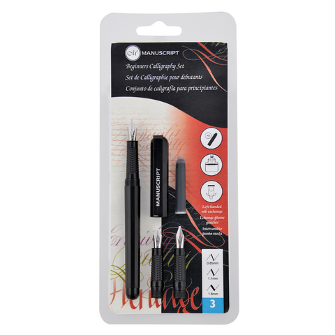 Beginner Calligraphy Set