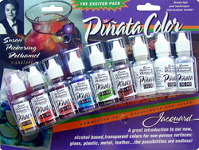 Pinata Alcohol Ink Exciter Pack/9 Colors