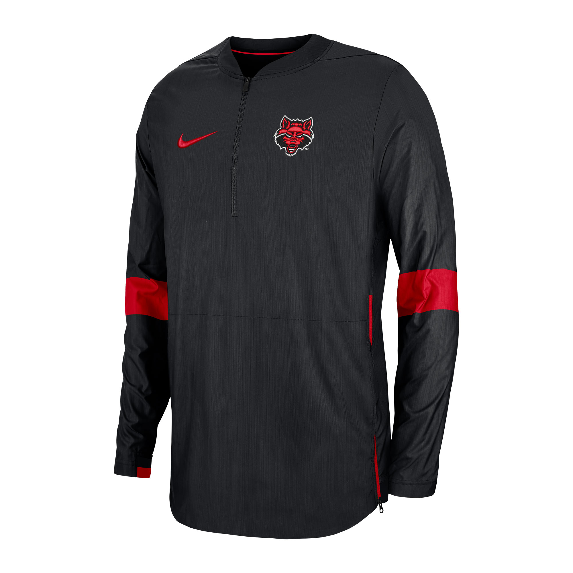 Red Wolves Coach Lightweight Shield Jacket