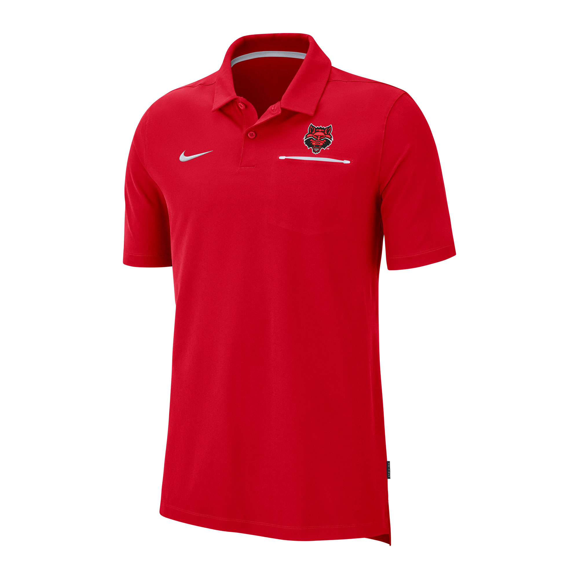 Red Wolves Elite Coaches Polo