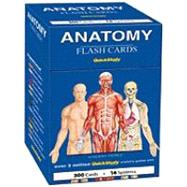 QuickStudy Anatomy Flash Cards