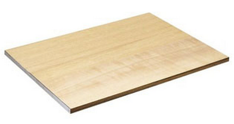 Lightweight Drawing Board with Metal Edges 18x24