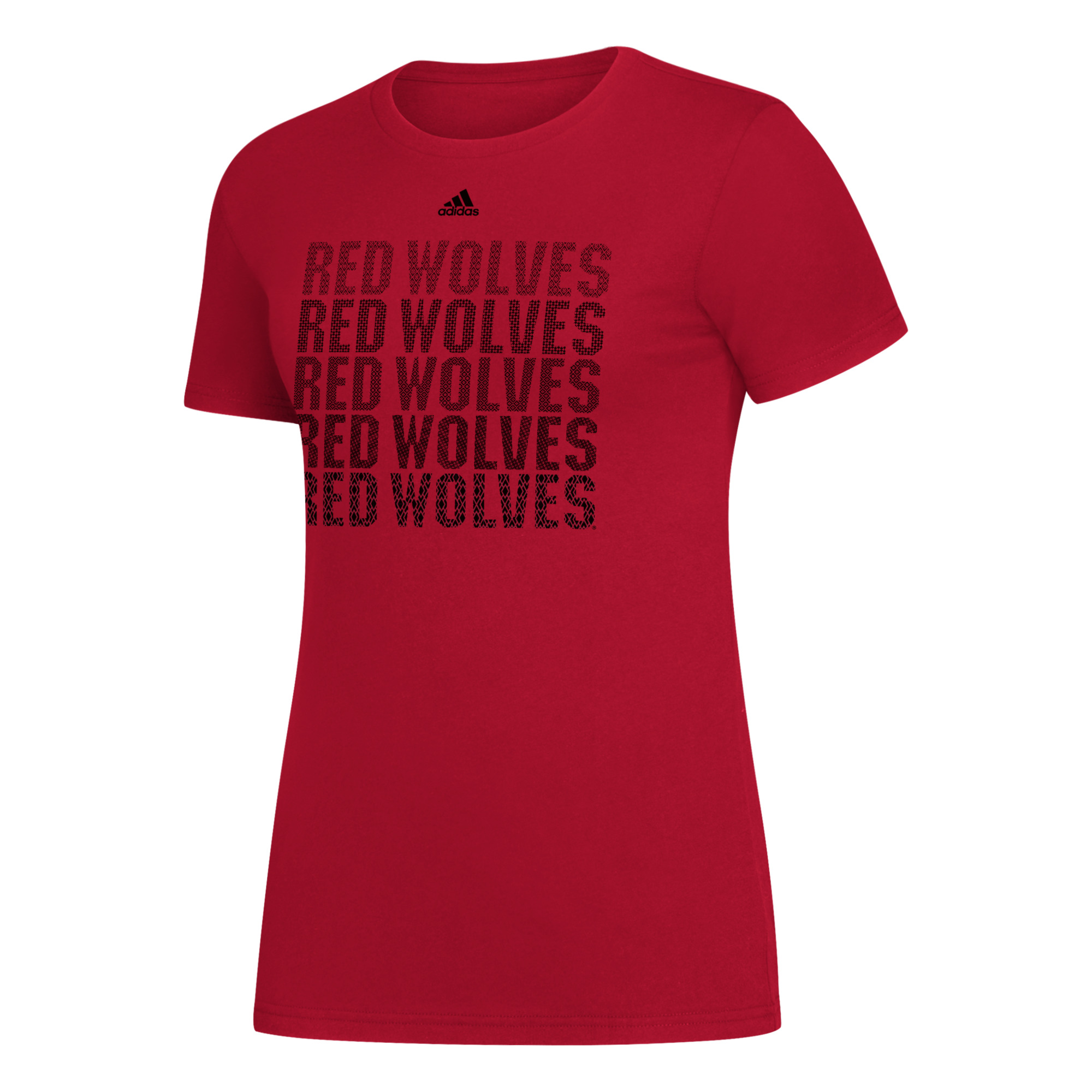 Red Wolves Women's Amplifier T Shirt
