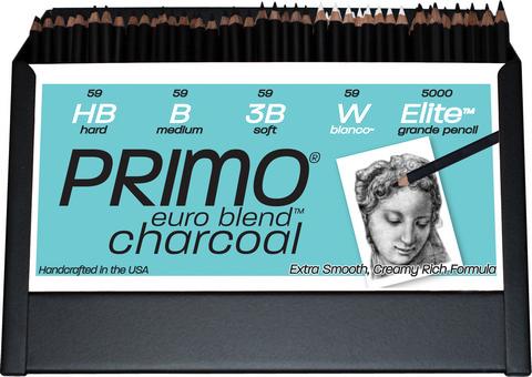 Primo Charcoal Pencils