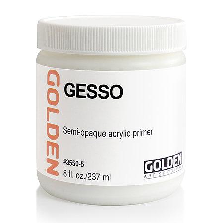 Golden White Gesso