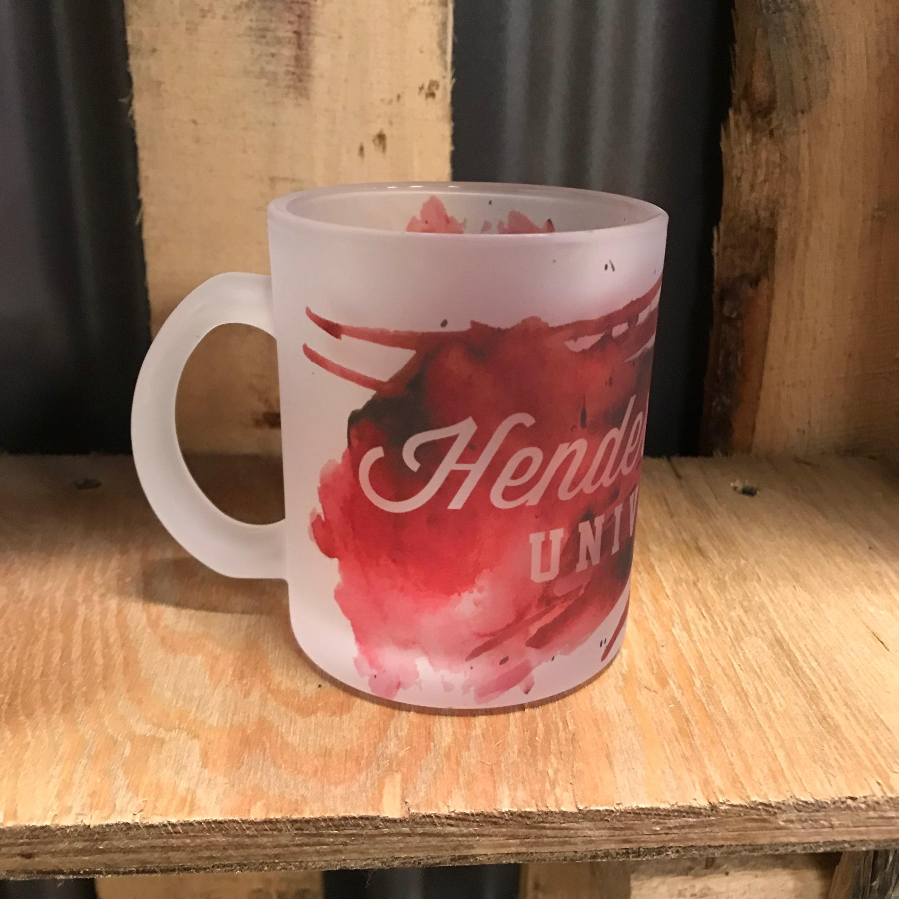 Henderson State University Clear Mug