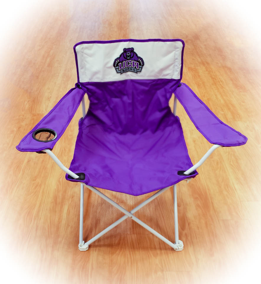Central Arkansas Canvas Chair