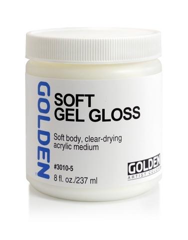 Golden Soft Gel Gloss