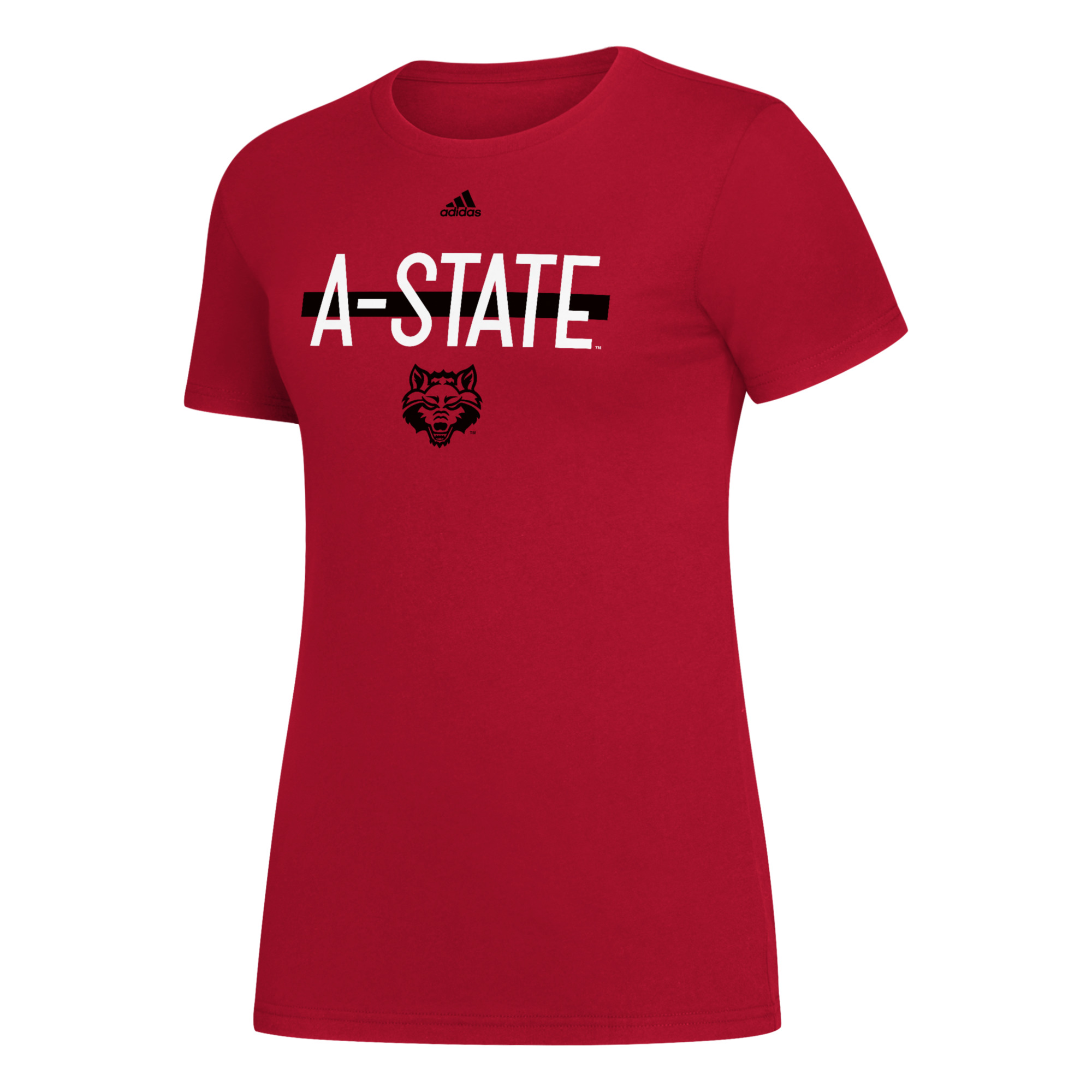A-State Women's Amplifier T Shirt