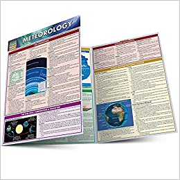 QuickStudy Meteorology Laminated Study Guide